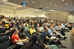 WordCamp Dallas Audience